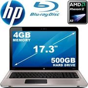 HP DV7t Laptop 17