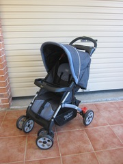 4 wheel stroller for baby or toddler for sale on the central coast