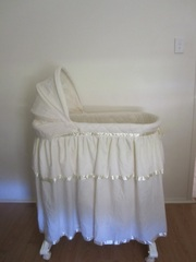 baby bassinet for sale on the central coast