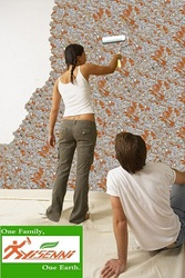 Green fashion wall decoration materials  YISENNI Wall Paints