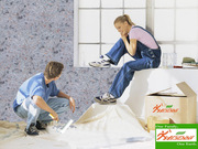The best environmental performance interior materials--wall coating