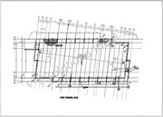 steel detailing drawings,  shop drawings for steel building structure