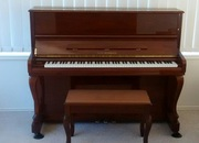 Alex Steinbach Upright Piano