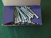 Coach Bolt/ Screws   Gal  8 x 100   x pack 100