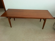 parker chiswell coffee table