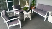 3 PIECE OUTDOOR FURNITURE STATION