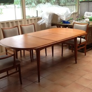 Parker dining room table