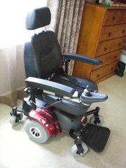 Electric Wheelchair - Pulse 4