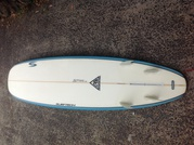 Long board surf board