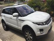 2013 Land Rover 2013 Land Rover Range Rover Evoque TD4 Pure Tech A