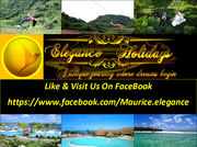 BOOK YOUR NEXT HOLIDAYS WITH ELEGANCE HOLIDAYS LTD.