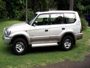 TOYOTA LAND CRUISER 2000 Toyota Landcruiser Prado Grande Auto 4x4